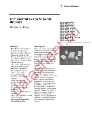 5082-A107-0F000 datasheet скачать даташит