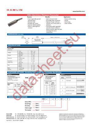 59021-I-U-01-E datasheet скачать даташит